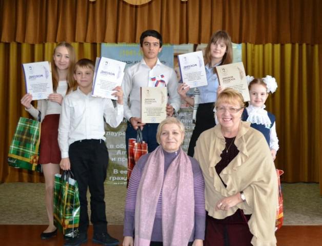Вторые Слядневские чтения 2016 14 школа с. Надежда