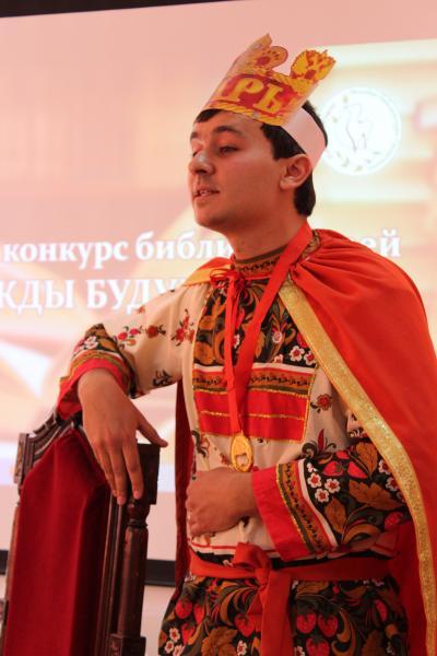 Выступление Орлов Роман