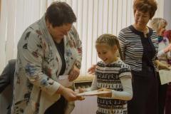 Конкурс чтецов по произведениям Слядневой 1.10.2017