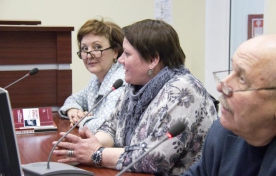 "Презентация книги \""Судьба в поэзии\"" 27.01.16"